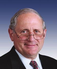 U.S. Senator Carl Levin (D-MI)